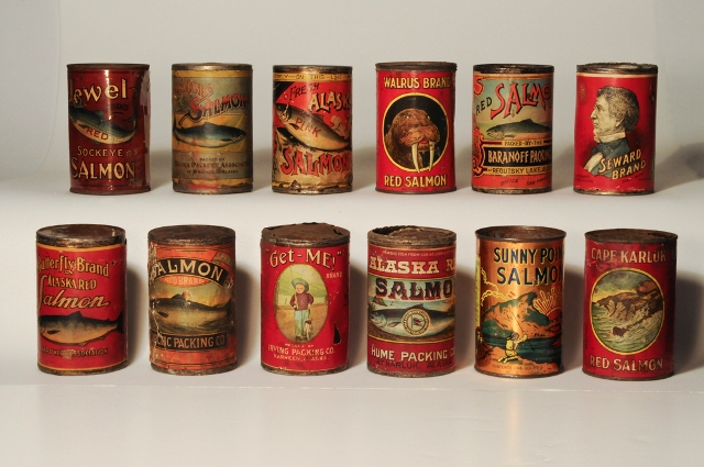 History in a can alaska historical society for Alaskan cuisine history
